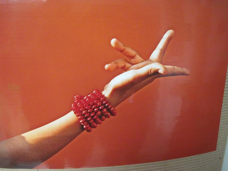 Photographer:Marlenka | Bracelets made of seeds