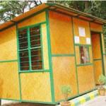 Demountable Bamboo House