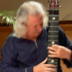 Jacky Mouvillat playing Stick Chapman
