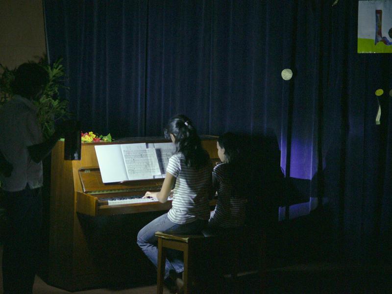 Photographer:Yahalom and Giorgio | Duet for piano