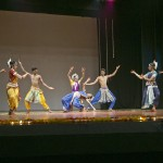 Stick Dance on Tamil New Year Show
