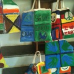 Creations of the Transition School for Open House