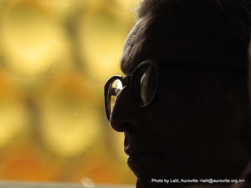 Photographer:Lalit Kishor Bhati   Mr. B. V. Doshi's profile.