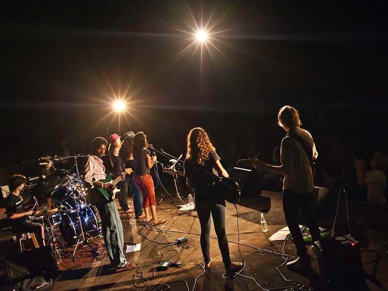 Photographer:Joris van Gennip | The Brand New Band