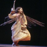 <b>Parvathy Baul and Latif Bolat on Stage</b>