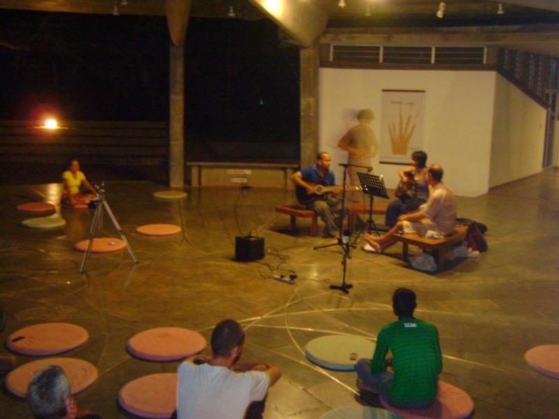 Photographer:Monica | In tune with Organic Bahamas at the SAWCHU, Bharat Nivas