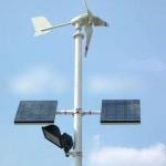 Wind and Solar hybrid generator