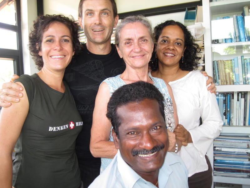 Photographer:Marlenka   Jessie, Elvira, Selvam, Mauna, Rani