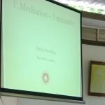 5 Minutes for  Meditation