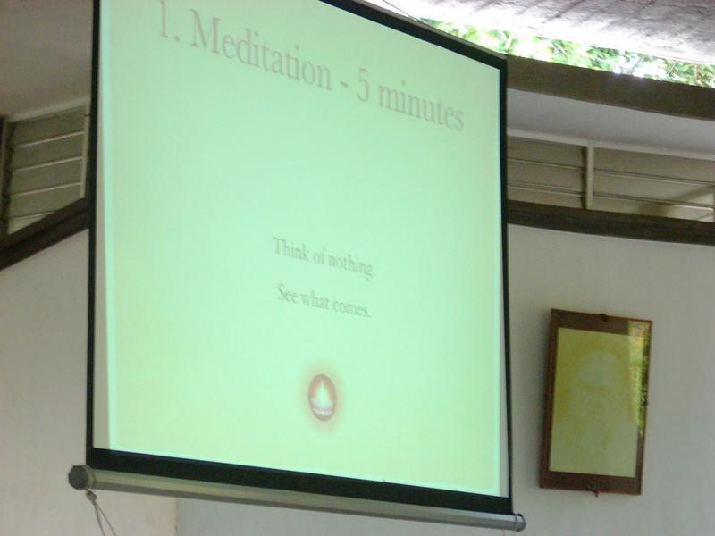 Photographer:Mirjam | 5 Minutes for  Meditation