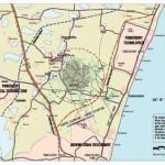 Plan of Auroville