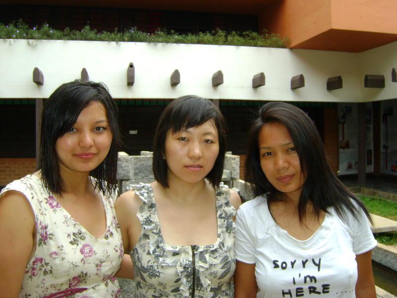 Photographer:Miriam   Tenzin, Choekyi and Dolma
