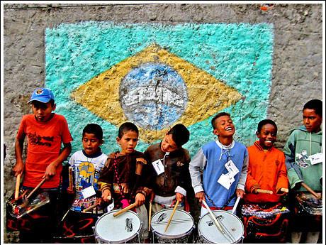 Photographer:web | Brasilian children