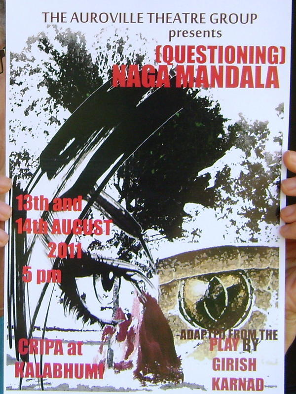 Photographer:miriam   Questioning - Naga Mandala