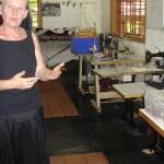 Ulla is a coordinator in Upasana