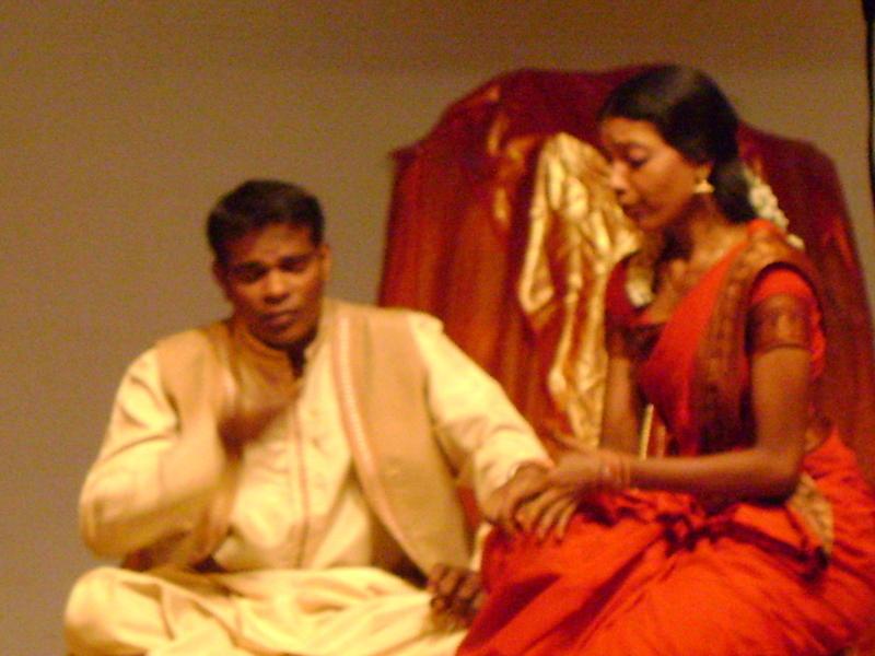 Photographer:miriam | Partha and Savitri Maya