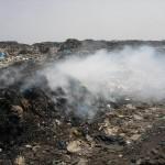 Karuvadikuppam dump site