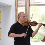 Ladislav Brozman in perfoming