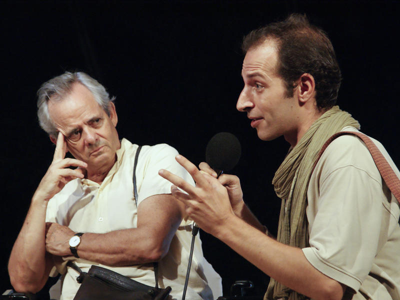 Photographer:Giorgio | From left: Rakhal and Uriel