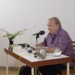 George in the talk