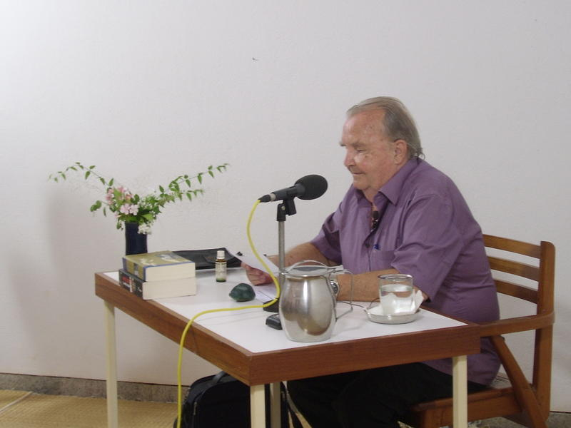 Photographer:Antim | George in the talk