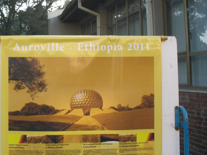 Photographer:Antonio | Auroville International 2011 Ethiopia