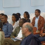 Ethiopian audience at Red Cross Society TRaining Institute