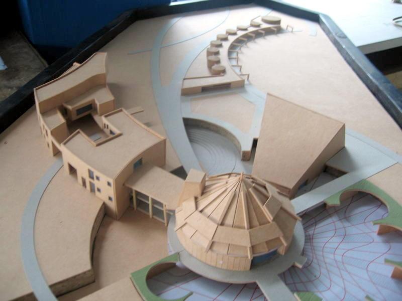 Photographer:Lua | Africa House model