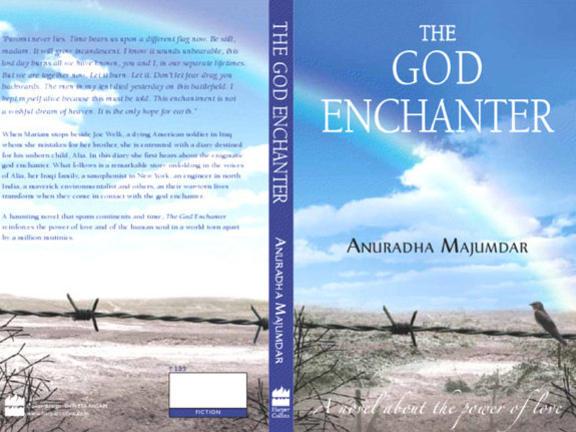 Photographer:web    The God Enchanter by Anuradha Majumdar