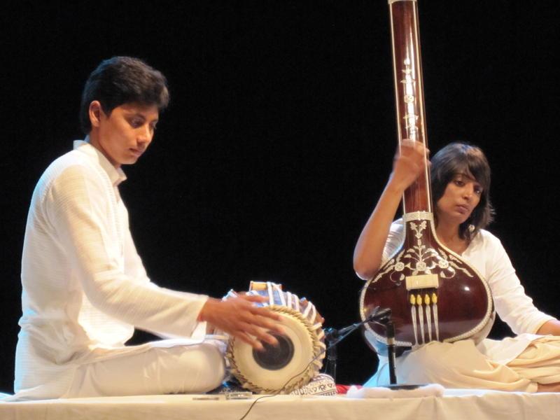 Photographer:Puja   Taanpura, Pakhaaj