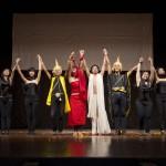 Moradokmai theatre troupe of Thailand