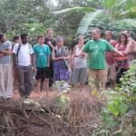 Exploring Sadhana Fores with Aviram