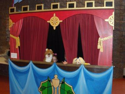 Photographer:web | Puppet Theater