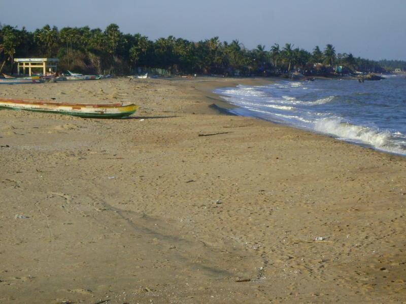 Photographer:miriam | Quiet Beach from Pondycherry side
