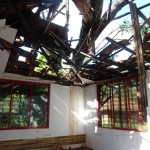 Meeting Room after Cyclone