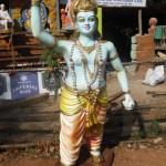 Holy tree in Chapora, Goa