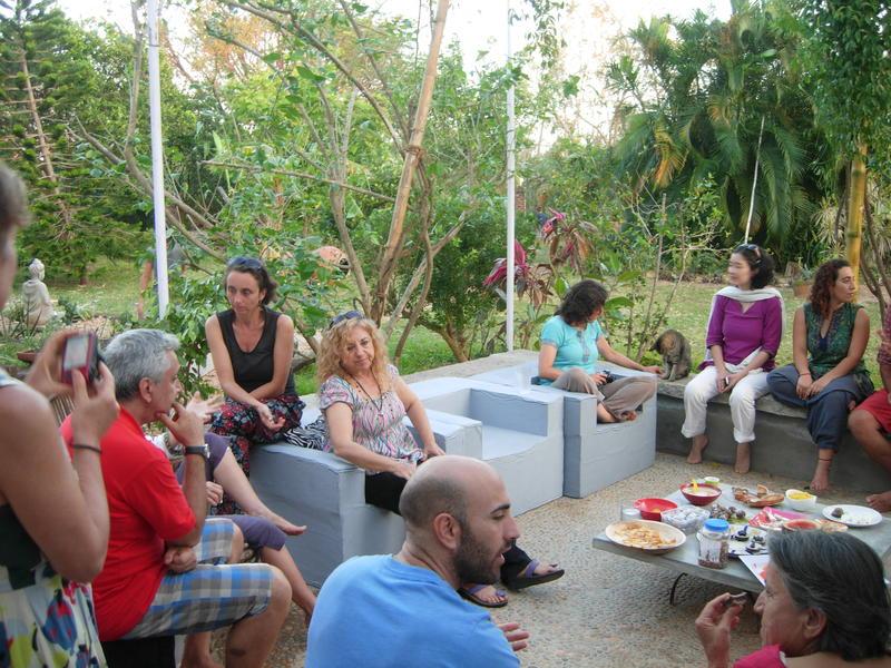 Photographer:Uma | Reunion Comunidad Hispana en Auroville