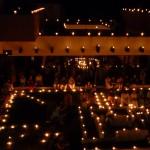 <b>New year prayer, Tibetan pavilion</b>