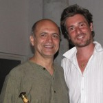From left: Tugay Basar and Jean Christophe