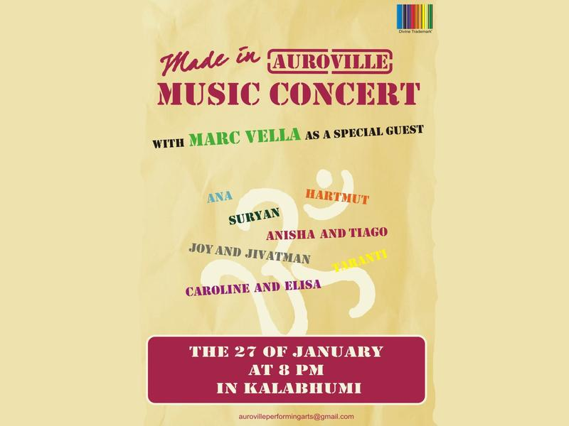 Photographer:APA | Made in Auroville Music Concert