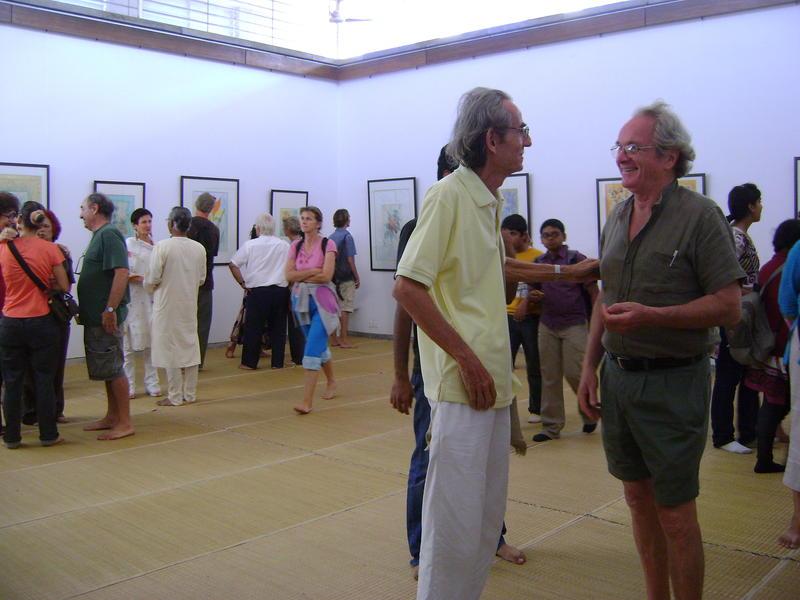 Photographer:Montse | Inauguration of PRESENCE at Bharat Nivas