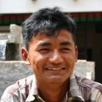 <b>Interviews at Rinpoche's talk</b>
