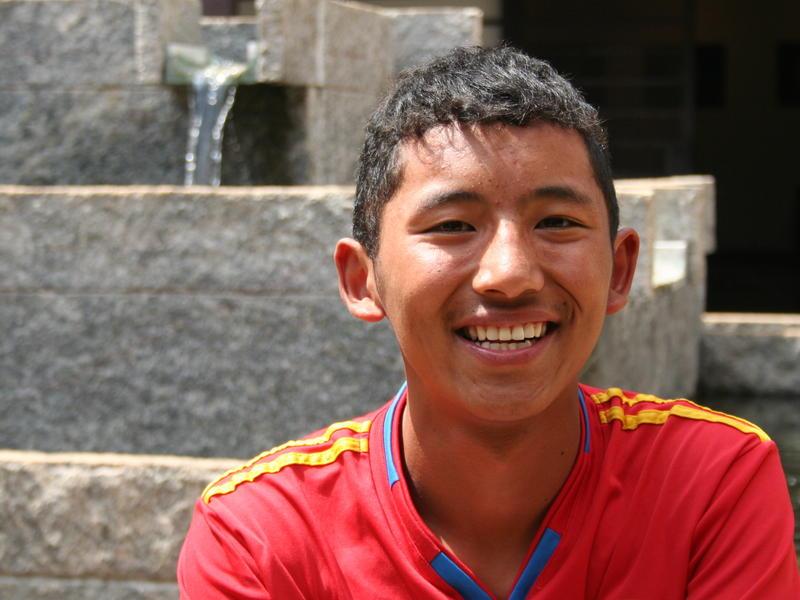 Photographer:Hamish | Tseden at the Tibetan Pavillion