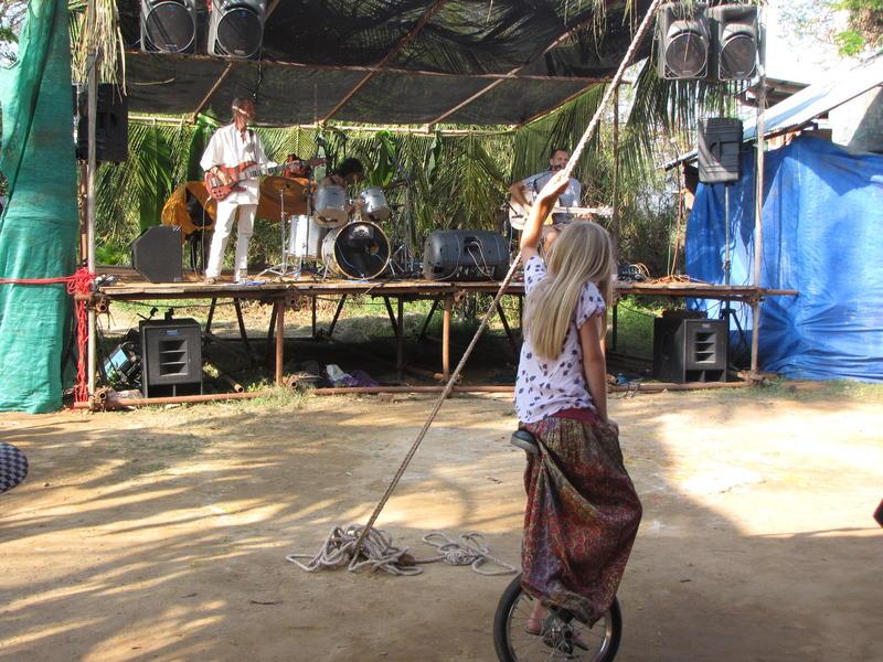 Photographer:Borut Senk and Amaia   Suryan's Dharma Trio