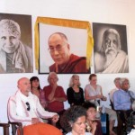 Audience listening to Prof Samdhong Rinpoche's talk 3