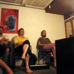 <b>Pole Artists on Mission Auroville</b>