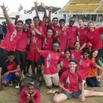 Ultimate Frisby Team - Auroville Synergy