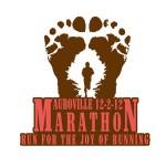 Auroville Marathon Logo 2012