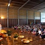 <b>Auroville Choir at CRIPA</b>