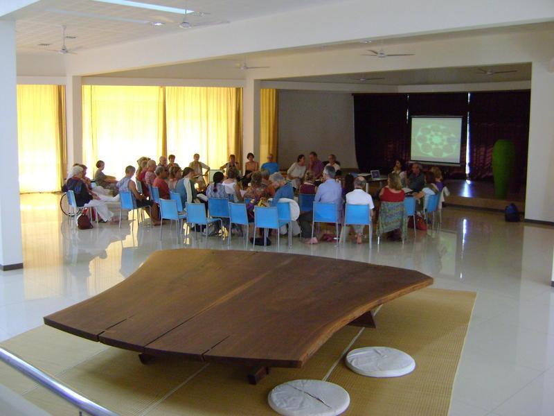 Photographer:Ana   International Zone Meeting at AVI